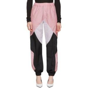 Kirin Pink and Black Combo Lounge Pants