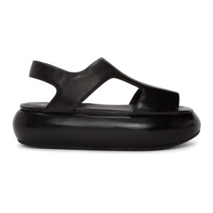 Marsell Black Ciambellona Platform Sandals