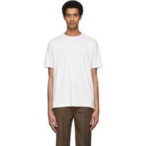 Paul Smith and Christoph Niemann White Hello T-Shirt