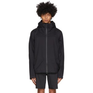 Descente Allterrain Black 3D Foam Lamination Active Shell Jacket