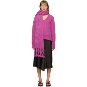 Rika Studios Purple Vince Sweater
