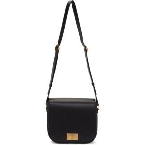 Saint Laurent Black Betty Satchel Bag