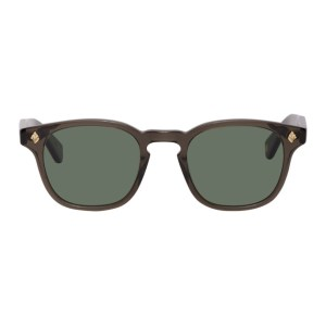 Garrett Leight Black Ace Sunglasses