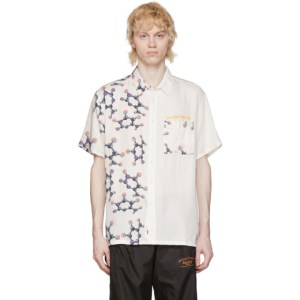 Filling Pieces White Helix Resort Shirt