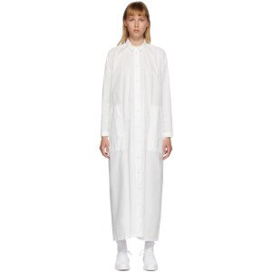 Toogood White The Draughtsman Dress