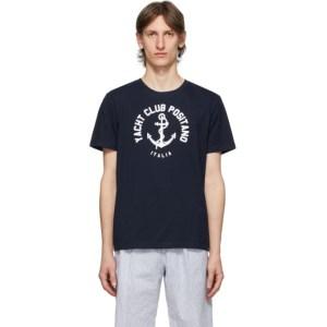 Harmony Navy Yacht Club Positano T-Shirt
