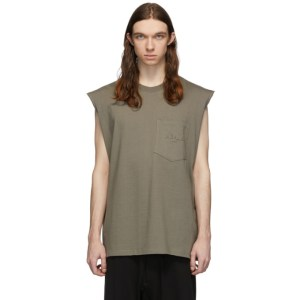 Song for the Mute Taupe Rug Sleeveless T-Shirt