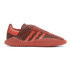 Craig Green Red adidas Edition CG Graddfa AKH Sneakers