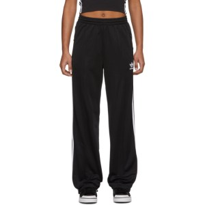 adidas Originals Black Firebird TP Lounge Pants