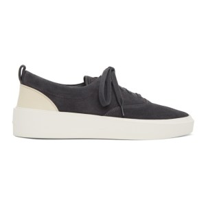 Fear of God Black Suede 101 Sneakers