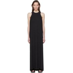 Julia Jentzsch Black Silk Xyla Dress