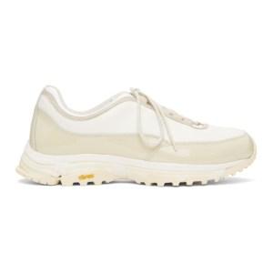 Our Legacy Off-White Poseidon Sneakers