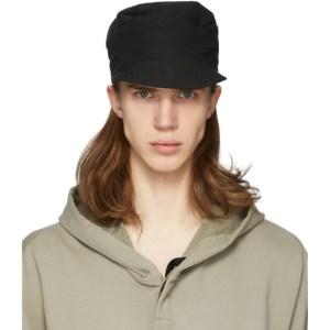 Jan-Jan Van Essche Black 3 Cap