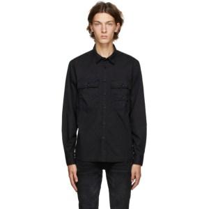 Diesel Black Allen-Ka Button-Down Shirt