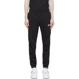 Nike Black Club Lounge Pants