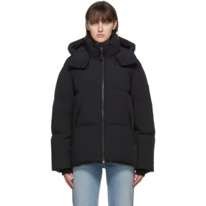 Mackage Black Down Shani Coat