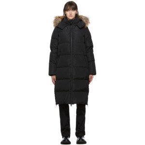 Mackage Black Down Wynter Coat