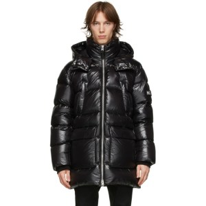 Mackage Black Down Puffer Kendrick Jacket