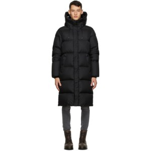 Mackage Black Down Elio Coat
