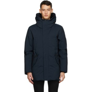 Mackage Navy Down Edward Coat