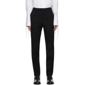 Palomo Spain Black Ringo Trousers
