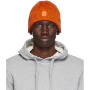 Parajumpers Orange Wool Beanie