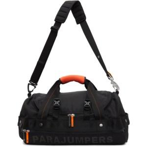 Parajumpers Black Mendenhall Duffle Bag