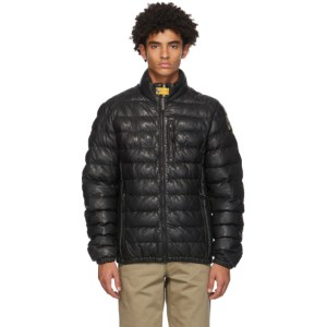 Parajumpers Black Ernie Jacket