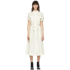 rag and bone White Luna Dress
