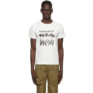 Remi Relief Off-White Yosemite T-Shirt