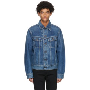 Moussy Vintage Blue Denim MVM Riders Jacket