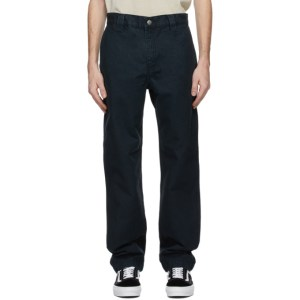 Ksubi Black Decoy Trousers