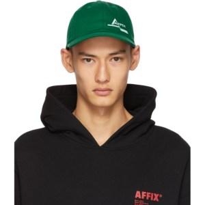 Affix Green Foley Sequence Cap