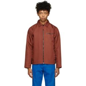 Affix Orange Visibility Coach Jacket