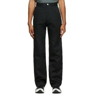 Affix Black Visibility Duty Trousers
