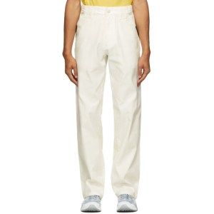Affix Off-White Advance Trousers