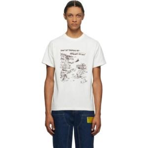 Phipps White Smokey Wildfire T-Shirt