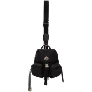Moncler Black Mini Dauphine Backpack