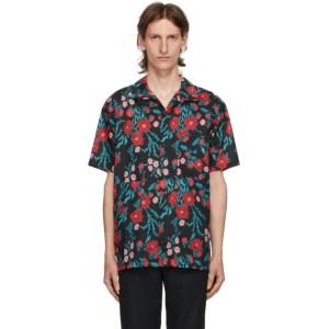 Goodfight Black Floral Bloom Shirt
