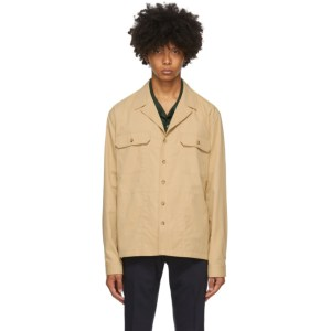 Tiger of Sweden Beige Frencesco Shirt