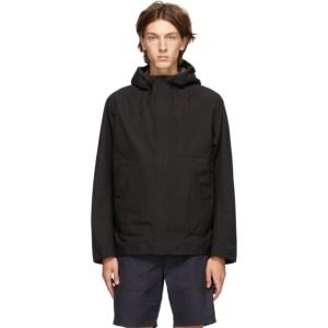 Norse Projects Black Gore-Tex® Fyn Shell 2.0 Jacket