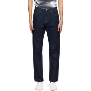 Norse Projects Indigo Norse Regular Jeans