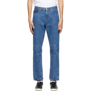 Norse Projects Blue Norse Regular Jeans