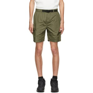 Norse Projects Green Luther GMD Shorts