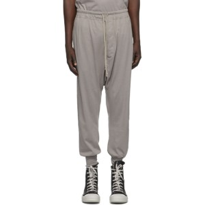 Rick Owens Drkshdw Taupe Level Lounge Pants