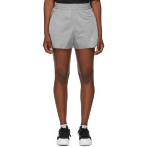 Y-3 Grey CH1 Track Shorts