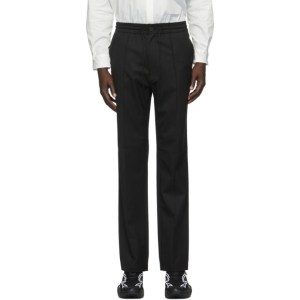 Y-3 Black Classic Trousers