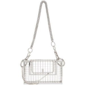 Martine Ali Silver Next Chapter Bag
