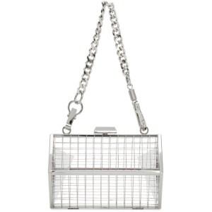 Martine Ali Silver Bijoux Bag