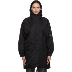 YMC Black Hunter Coat